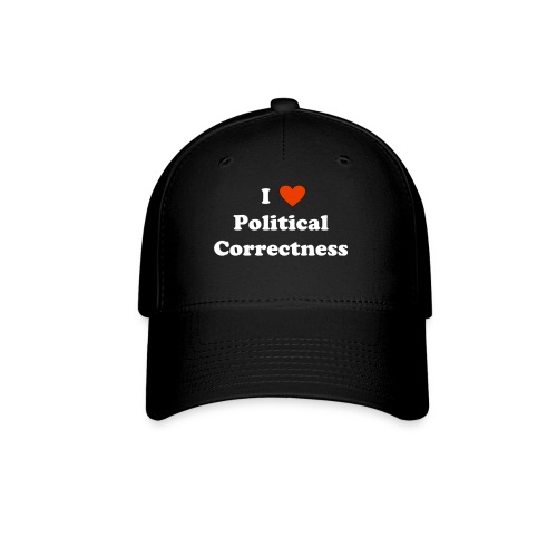 I Heart Political Correctness - Baseball Cap