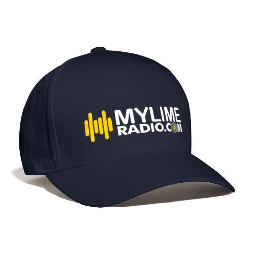MyLimeRadio ALT LOGO (Tri Colour) - Baseball Cap