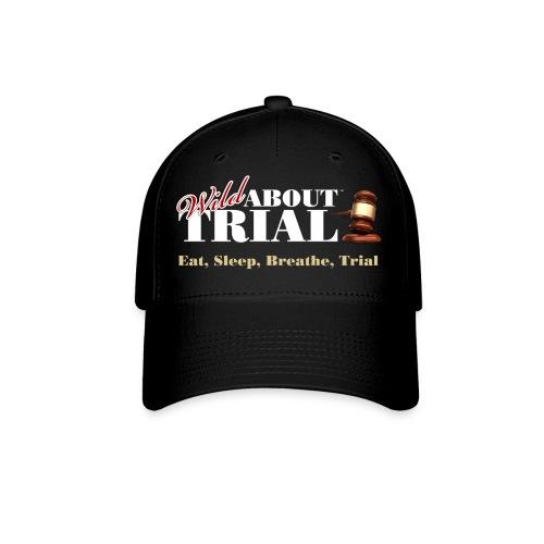 WAT - Eat, Sleep, Breathe, Trial - SALMON EDITION - Baseball Cap