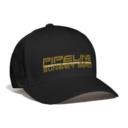 Pipeline Sunset Beach - North Shore, Oahu, Hawaii - Baseball Cap