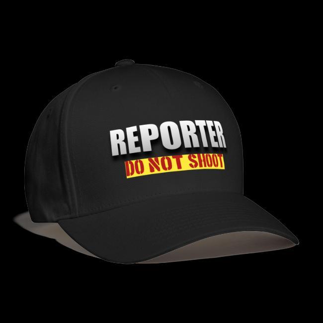 REPORTER. DO NOT SHOOT.