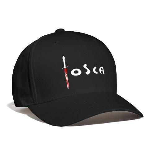 Tosca: «Questo è il bacio di Tosca!» (wide) - Baseball Cap