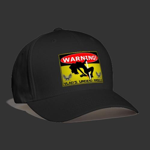 Vlad s Undead Angels Street Sign - Baseball Cap