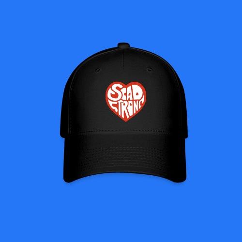 SCAD heart - Baseball Cap