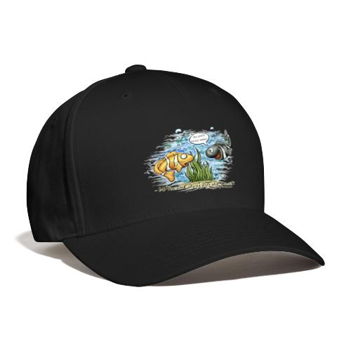 when clownfishes meet - Baseball Cap