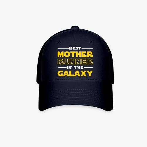 Best Mother Runner In The Galaxy - Baseball Cap