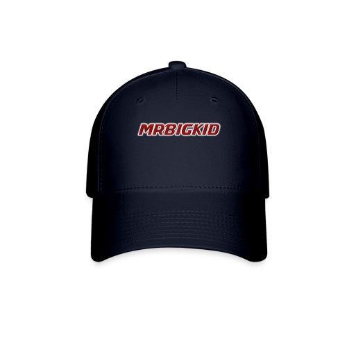 MrBigKid Textured Logo - Baseball Cap