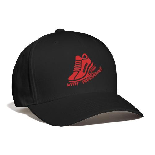 Run with perseverance - Baseball Cap