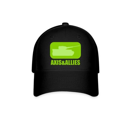 Axis & Allies Tank Logo - Dark - Baseball Cap
