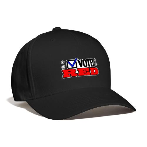 VOTE RED - Baseball Cap