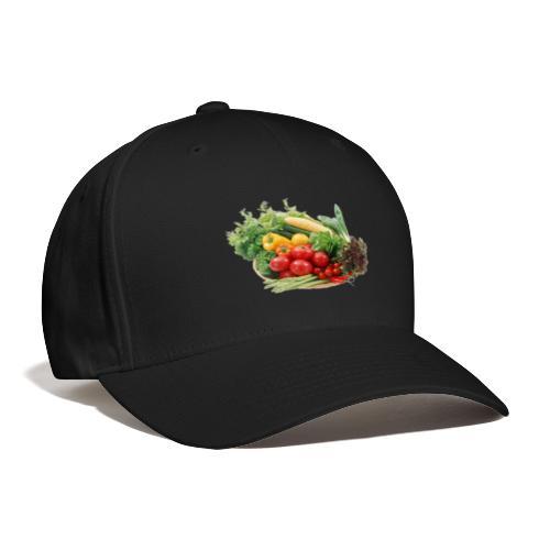 vegetable fruits - Baseball Cap
