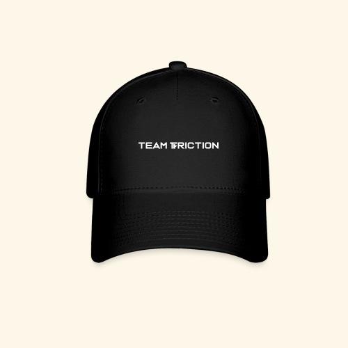 Team Friction Text Logo - Baseball Cap