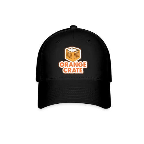 Logo Vertical Clear - Baseball Cap