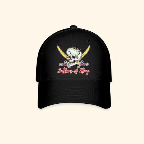 Sultans Skully Logo - Baseball Cap