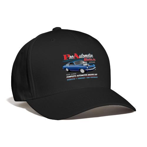 ProAutoTeeDesign062317fin - Baseball Cap