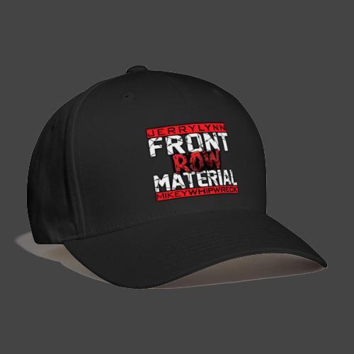 Front Row Material Logo - Baseball Cap