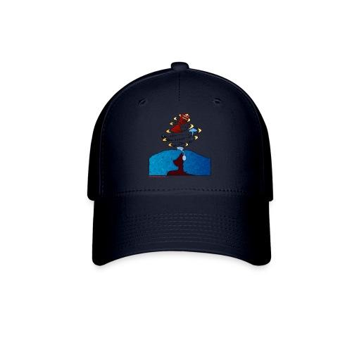Girl and name shirt - Baseball Cap