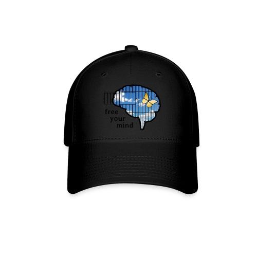 free your mind - Baseball Cap