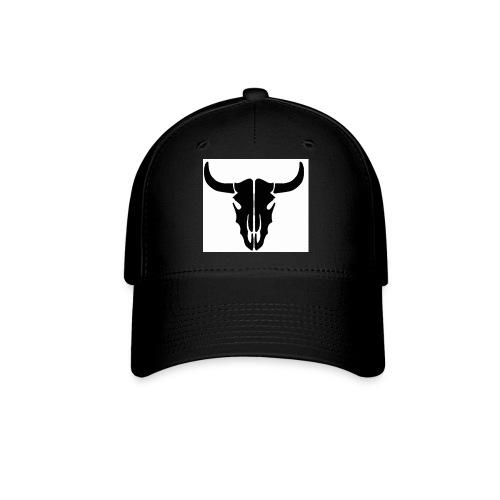 Longhorn skull - Baseball Cap
