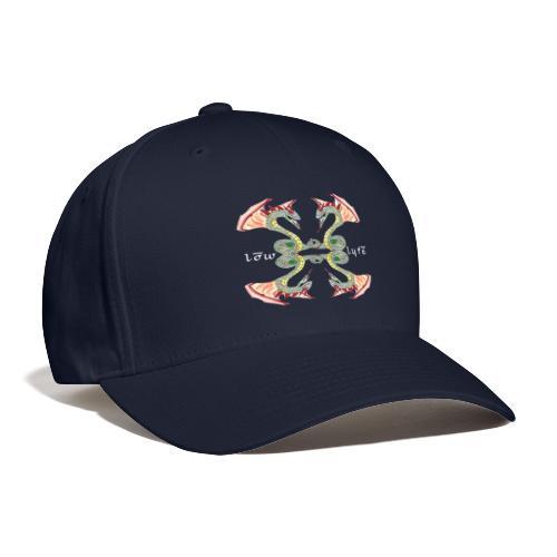 Lowlyfe Logo w/ Exterior Text - Baseball Cap