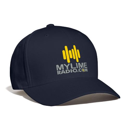 MyLimeRadio Main LOGO (Tri Colour) - Baseball Cap