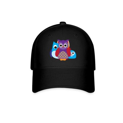 Cute Owls Eyes - Baseball Cap