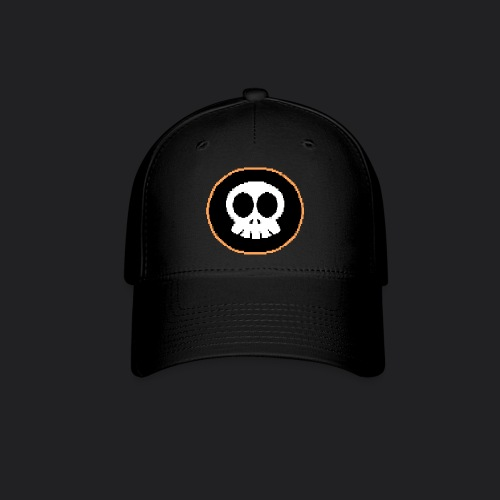 Skully-ANSI-Large - Baseball Cap