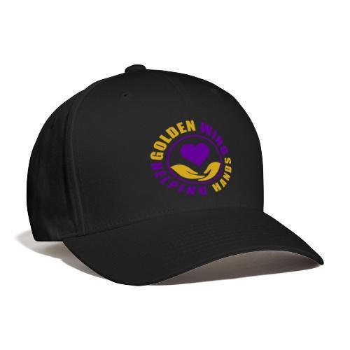 Golden Wing Helping Hands - Baseball Cap