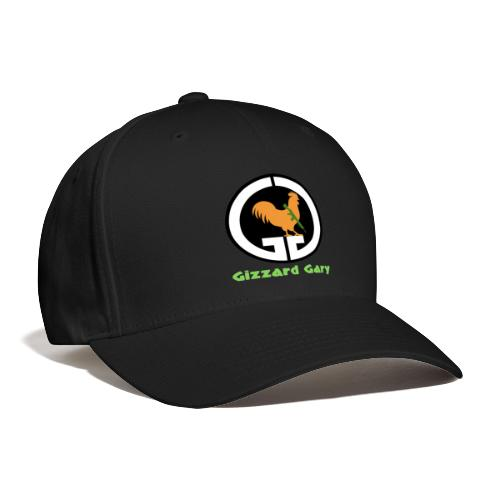 Logo with Channel Name - Baseball Cap