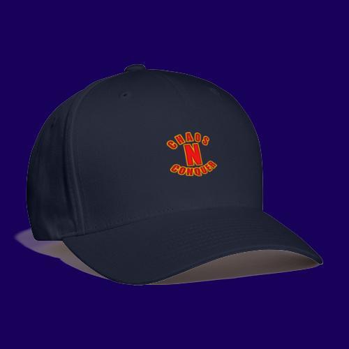 ChaosNConquer Minimalist Logo Print - Baseball Cap
