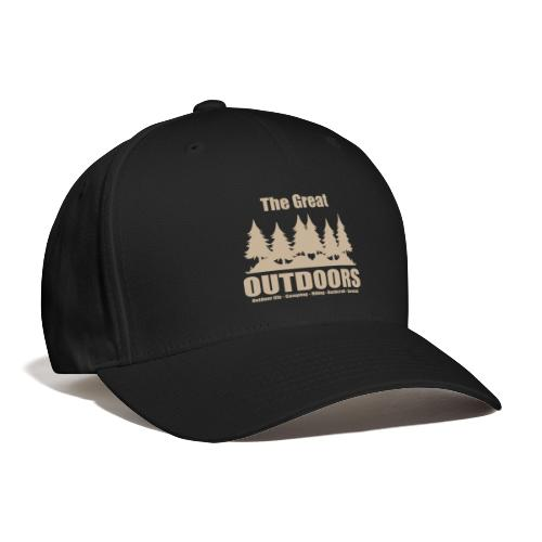 The great outdoors - Clothes for outdoor life - Baseball Cap