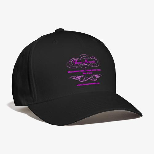 Those Memories logo - Baseball Cap