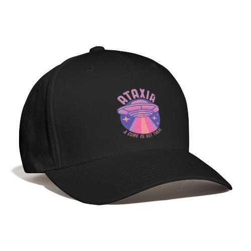 The Cure Is Out There - Purple - Baseball Cap
