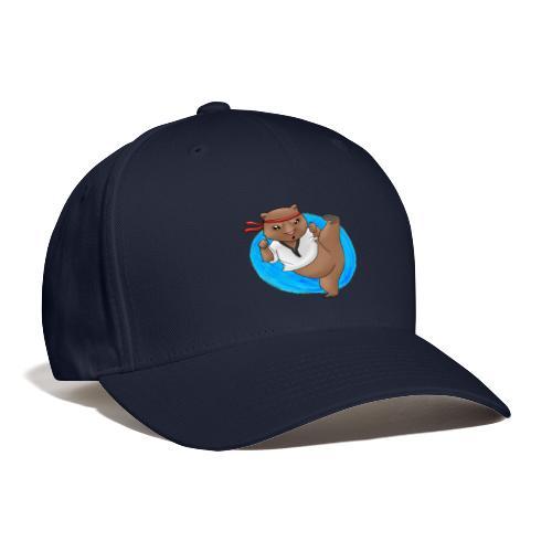 Wombat in Action - Baseball Cap