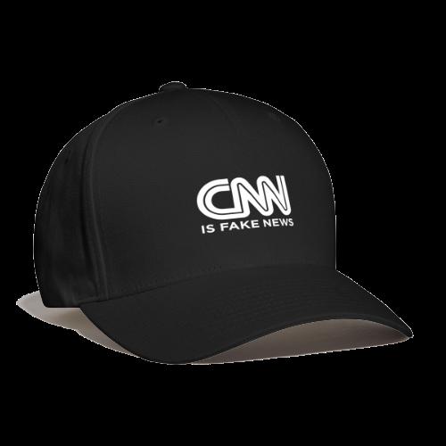 CNN Is Fake News - Baseball Cap
