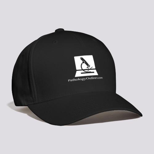 Pathology Outlines Square Logo - Baseball Cap
