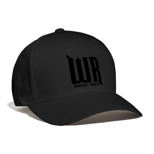 Wachler Records Dark Logo - Baseball Cap