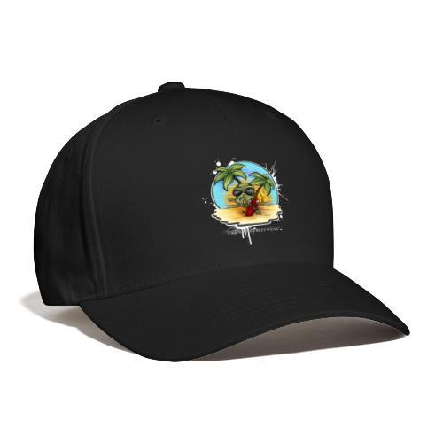 let's have a safe surf home - Baseball Cap