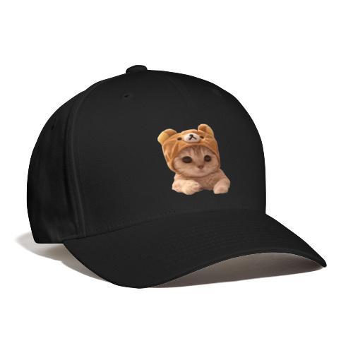 uwu catwifhat - Baseball Cap