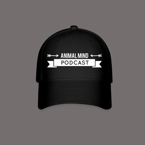 Animal Mind Podcast - Arrow Banner - Baseball Cap