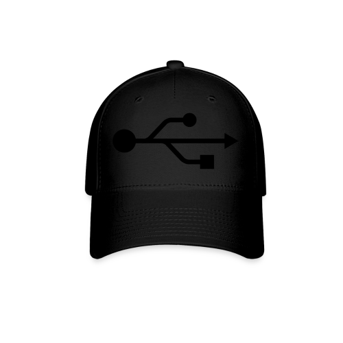 Small USB Logo Left Chest - Baseball Cap
