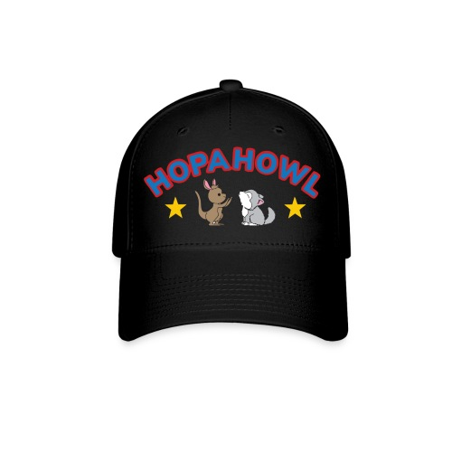 Hopahowl - Baseball Cap