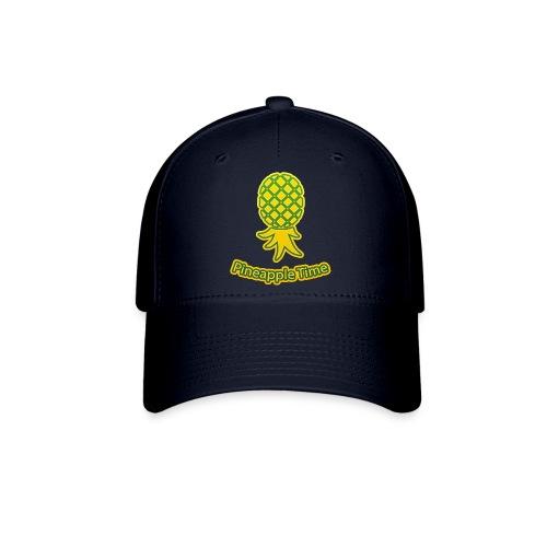 Swingers - Pineapple Time - Transparent Background - Baseball Cap