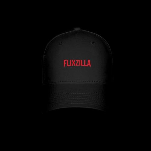 Flixzilla Logo - Baseball Cap