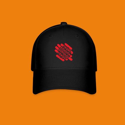Waffles without Borders Logo - Baseball Cap