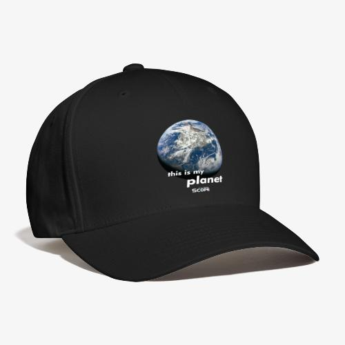 Solar System Scope : This is my Planet - Baseball Cap
