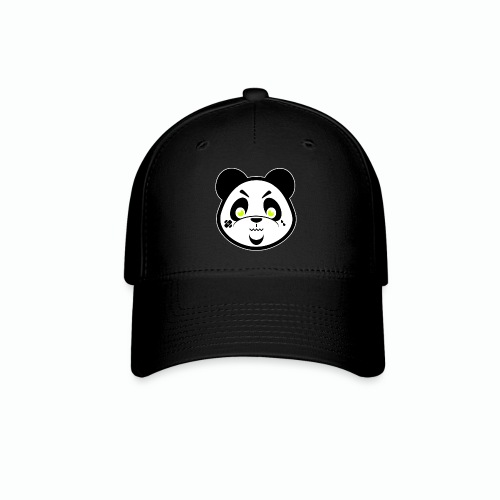 #XQZT Mascot - Focused PacBear - Baseball Cap