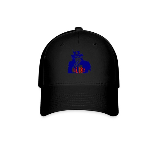 uncle-sam-1812 - Baseball Cap