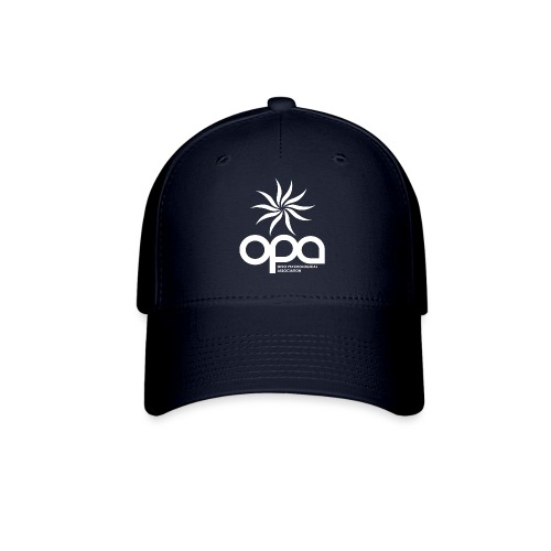 Hoodie with small white OPA logo - Baseball Cap