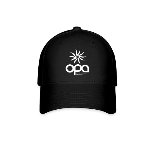 Long-sleeve t-shirt with small white OPA logo - Baseball Cap
